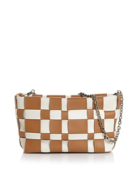 3.1 Phillip Lim - Odita Medium Lattice Leather Pouch