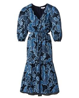 Parker - Dixie Printed Tie-Waist Dress - 100% Exclusive