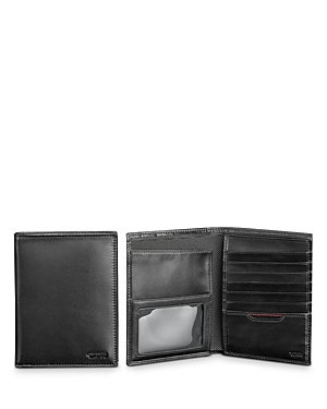 Tumi Delta Passport Case-Men