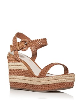 SCHUTZ - Women's Nani Espadrille Platform Wedge Sandals