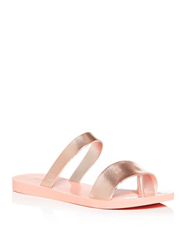 Melissa - Women's Love Lip Slide Sandals
