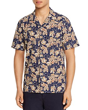 NN07 - Miyagi Regular Fit Woven Shirt