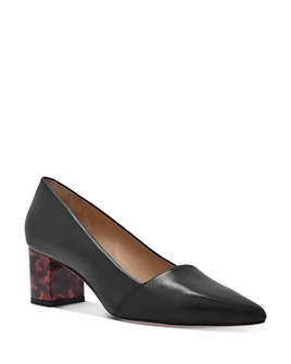 Joan Oloff - Women's Roselyn High-Heel Pumps