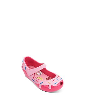Mini Melissa - Girls' Ultra29 Donut Mary Jane Sandals - Walker, Toddler