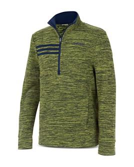 Adidas - Boys' Microfleece Half-Zip Sweatshirt - Big Kid