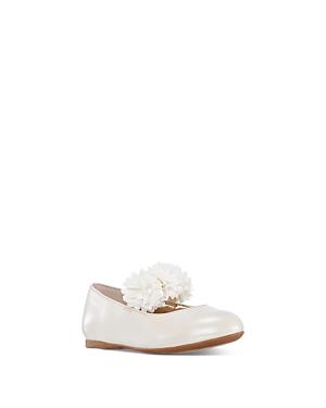Nina Girls\\\' Medina Floral Ballet Flat - Walker, Toddler