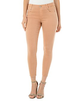 Liverpool Los Angeles - Gia Glider Cropped Skinny Jeans