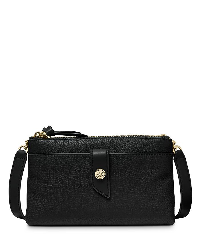 MICHAEL Michael Kors - Leather Phone Crossbody