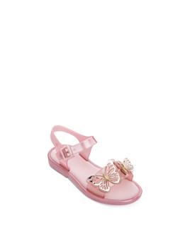 Mini Melissa - Girls' Mel Mar Butterfly Sandals - Toddler, Little Kid, Big Kid