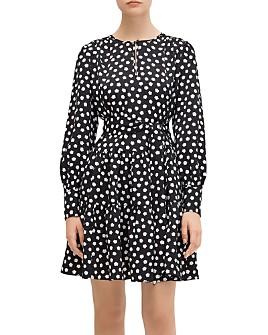 kate spade new york - Cloud-Dot Dress