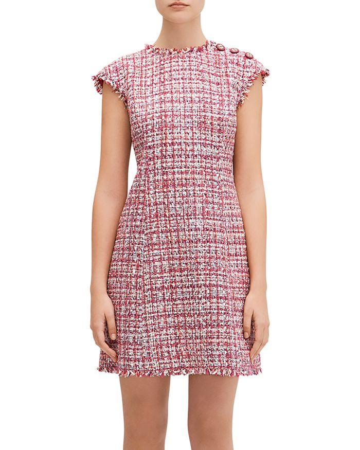 kate spade new york - Textured Tweed Dress