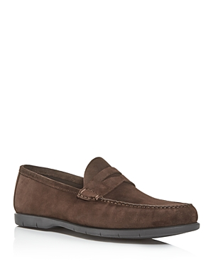 To Boot New York Men\\\'s Tribeca Moc-Toe Penny Loafers