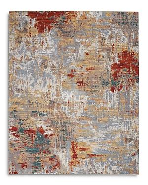 Nourison Artworks ATW03 Area Rug, 8'6 x 11'6