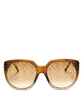 Fendi - Women's Round Sunglasses, 60mm