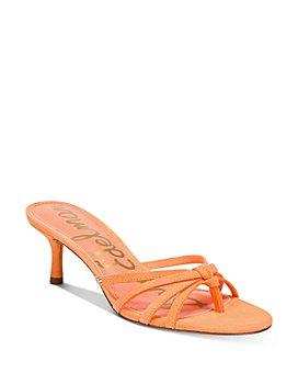 Sam Edelman - Women's Jedda Slip On Thong Sandals