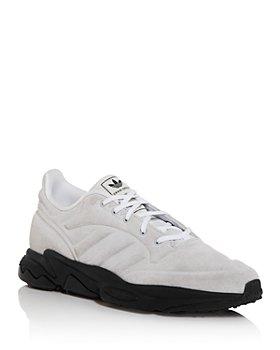Adidas x Craig Green - Men's Kontuur II Suede Low-Top Sneakers