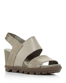 Sorel - Women's Joanie II Slingback Wedge Sandals