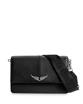 Zadig & Voltaire - Lolita Leather Crossbody Bag