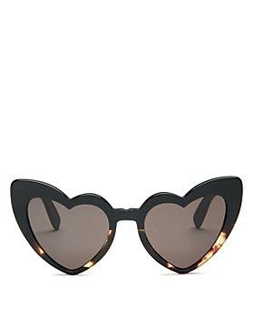 Saint Laurent - Women's LouLou Cat Eye Sunglasses, 54mm
