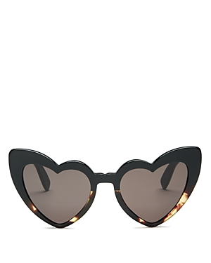 Saint Laurent Women\\\'s LouLou Cat Eye Sunglasses, 54mm-Jewelry & Accessories