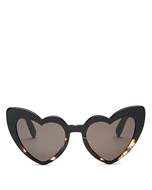 Saint Laurent Women\\\'s LouLou Cat Eye Sunglasses, 54mm-Jewelry & Accessories