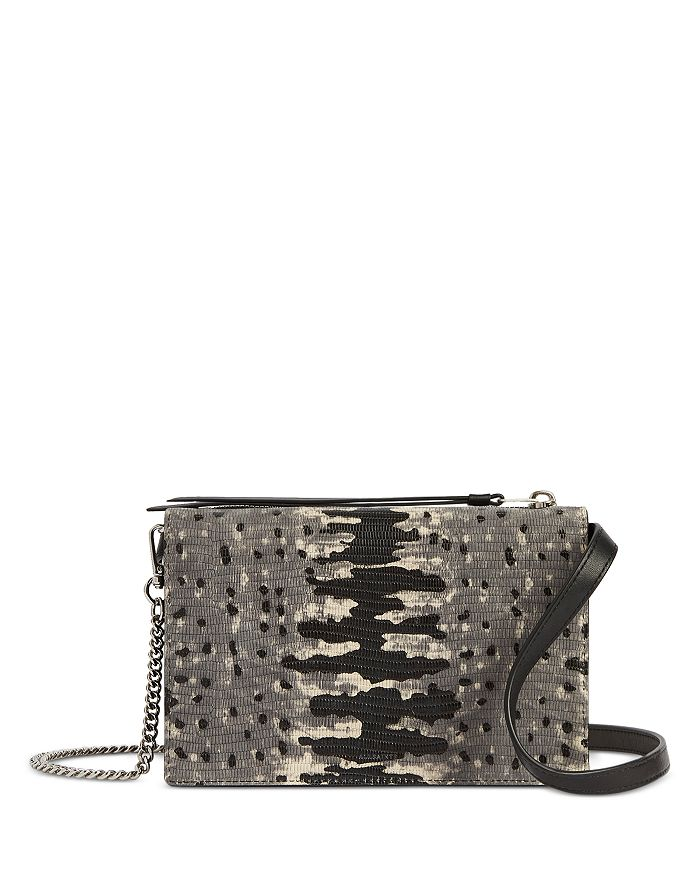 ALLSAINTS - Claremont Chain Wallet Crossbody