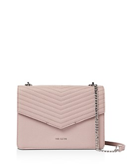 Ted Baker - Beckeey Quilted Envelope Crossbody