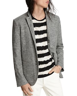 John Varvatos Collection - Knit Slim Fit Jacket