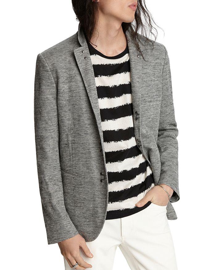 John Varvatos Collection - Knit Slim Fit Jacket