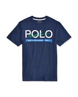 Ralph Lauren - Boys' Cotton Polo Tee - Big Kid