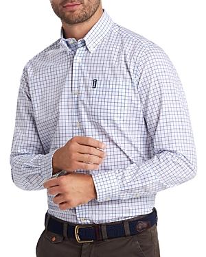 Barbour Tattersall Regular Fit Button-Down Shirt