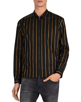 The Kooples - Spaced Lines Striped Shirt