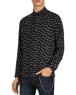 The Kooples - Stardust Printed Shirt