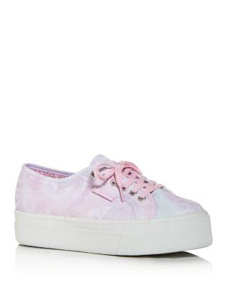 Fantasy Low-Top Platform Sneakers
