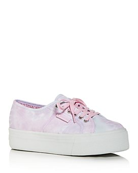 Superga - Women's Fantasy Low-Top Platform Sneakers