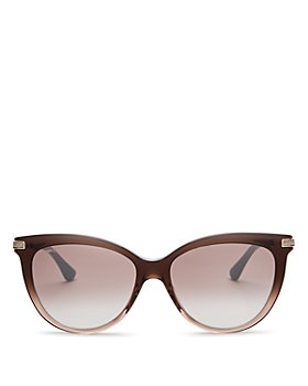 Jimmy Choo - Women's Axelle Cat Eye Sunglasses, 56mm