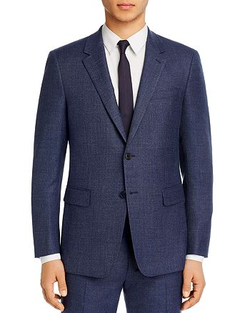 Theory - Chambers Melange Solid Slim Fit Suit Jacket