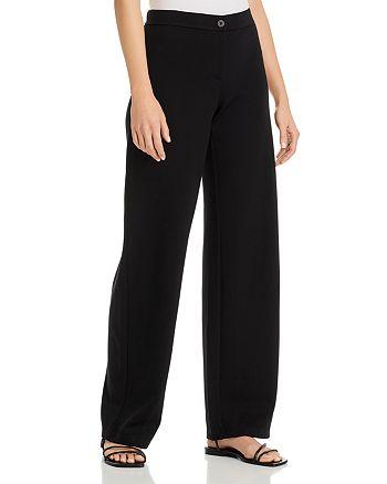 Eileen Fisher Petites - Straight-Leg Pants