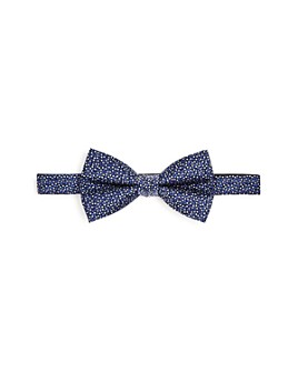 The Men's Store at Bloomingdale's - Dotted Silk Pre-Tied Bowtie - 100% Exclusive