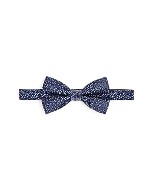 The Men's Store at Bloomingdale's Dotted Silk Pre-Tied Bowtie - 100% Exclusive