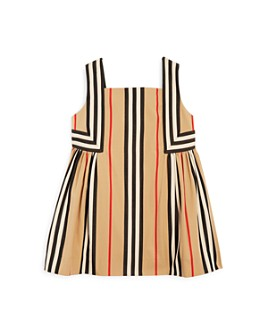 Burberry - Girls' Icon Stripe Dress - Baby
