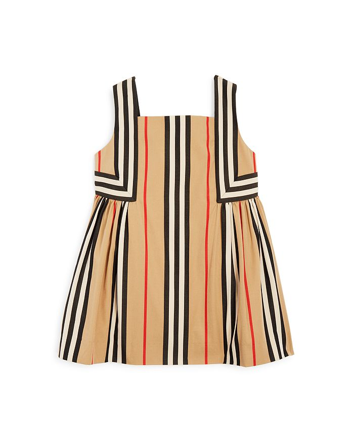 Burberry - Girls' Icon Stripe Dress - Baby