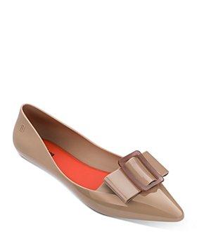 Melissa - Women's Melissa Pointy III Flats