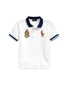 Ralph Lauren - Boys' Cotton Emblem Polo Shirt - Little Kid