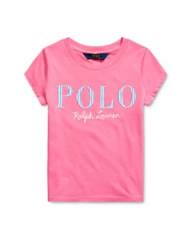 Ralph Lauren - Girls' Polo Tee - Little Kid