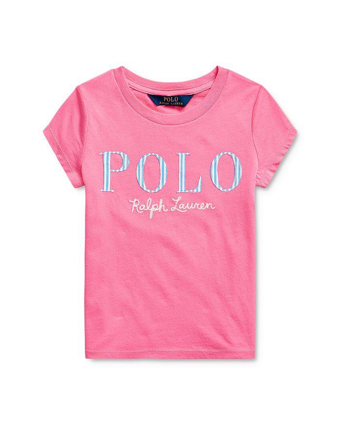 Ralph Lauren - Girls' Polo Tee - Little Kid