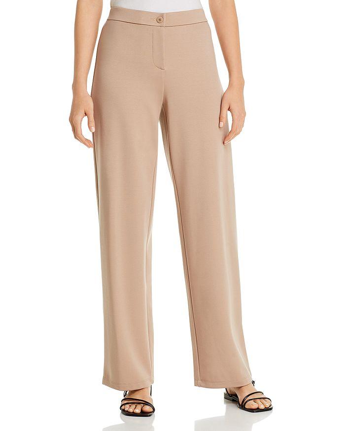 Eileen Fisher - Straight-Leg Pants