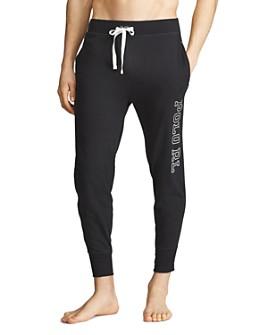 Polo Ralph Lauren - Cotton Jersey Logo-Print Jogger Pants
