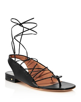 Laurence Dacade - Women's Alvaro Lace Up Strappy Sandals