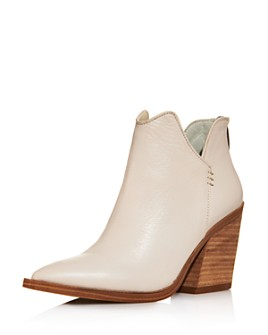 AQUA - Women's Amil Zip High-Heel Booties - 100% Exclusive